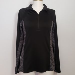 LAYER 8 qwick dry long sleeve training top size M